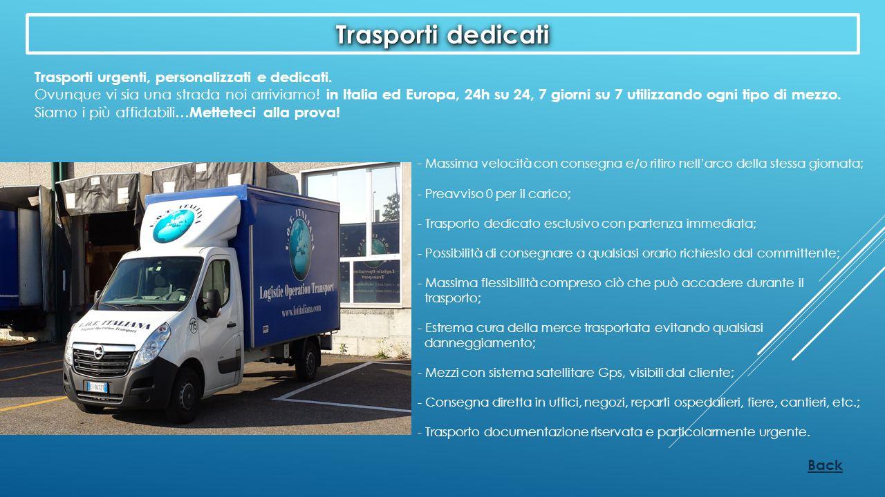 Back Il nostro magazzino di Lacchiarella (Mi) ha una capacità di stoccaggio di circa 9400 pallet ed uffici direzionali di circa 800 mq.