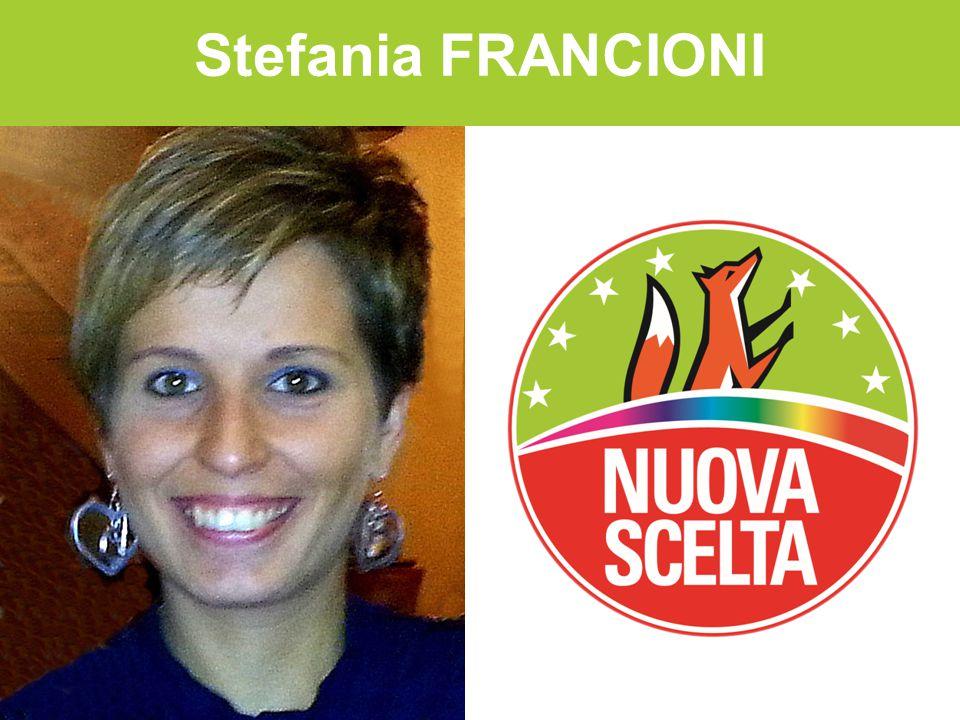 Stefania FRANCIONI