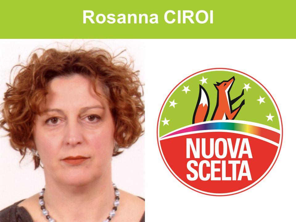 Rosanna CIROI