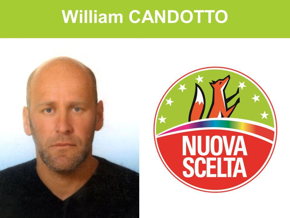 William CANDOTTO