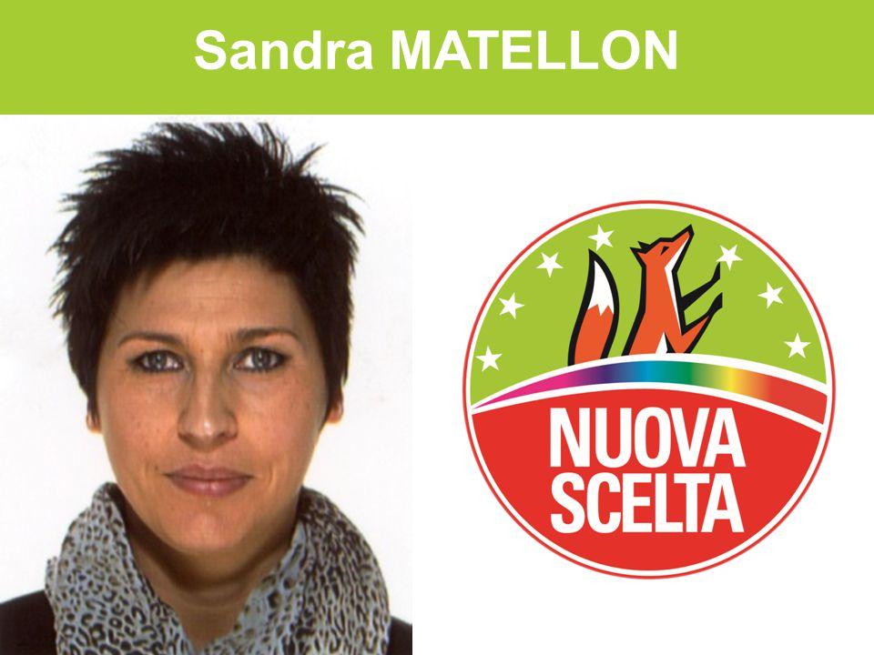 Sandra MATELLON