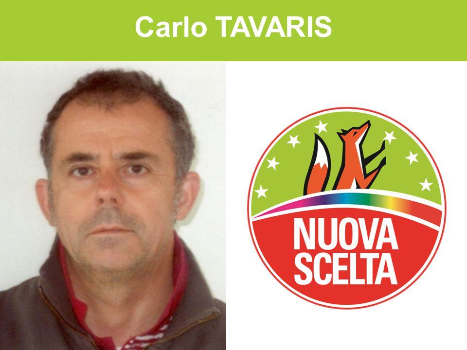 Carlo TAVARIS