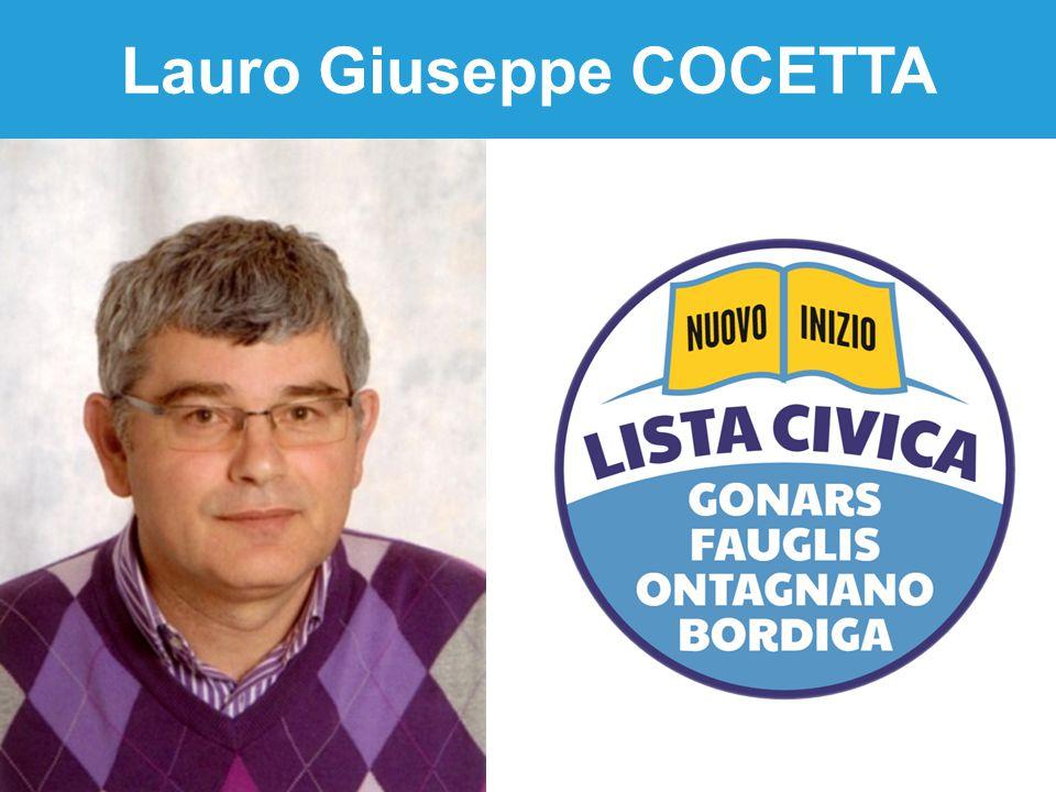 Lauro Giuseppe COCETTA