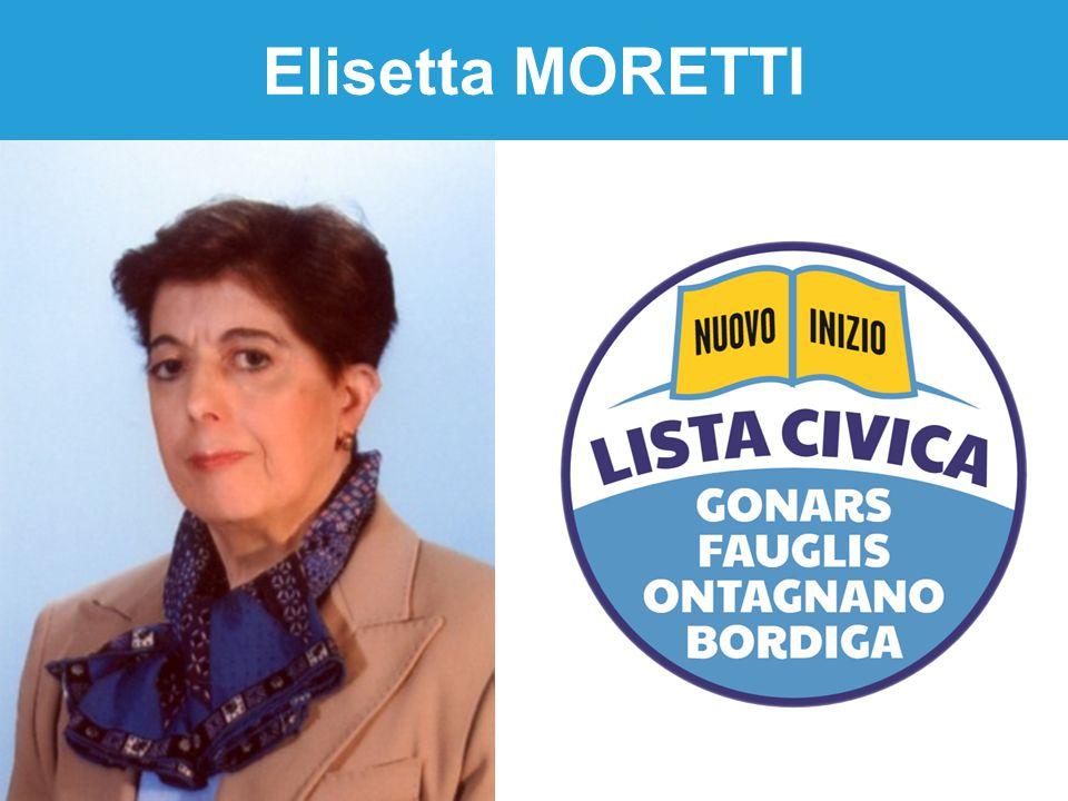Elisetta MORETTI