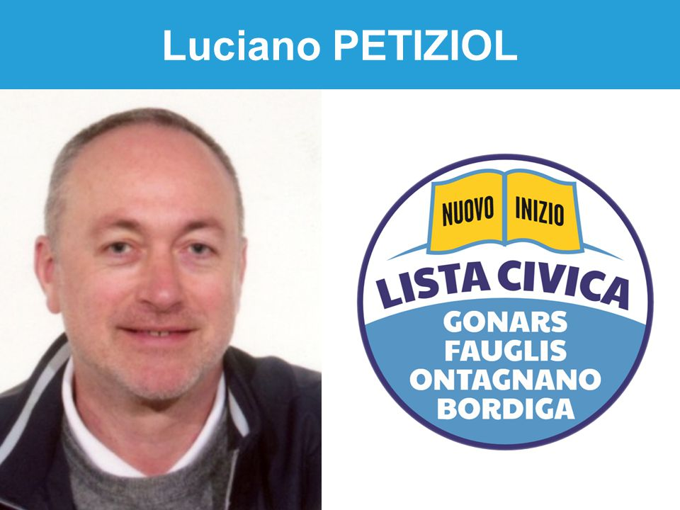 Luciano PETIZIOL