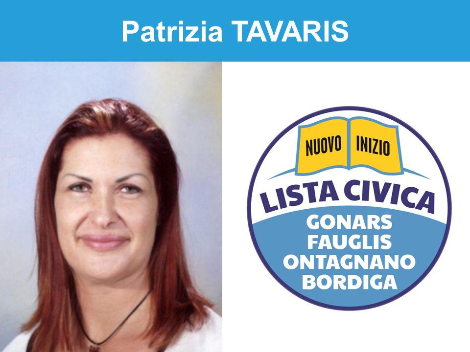 Patrizia TAVARIS