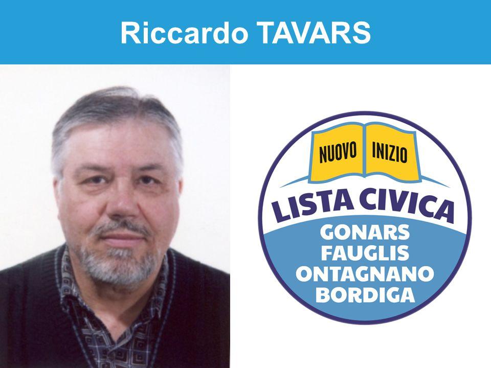 Riccardo TAVARS