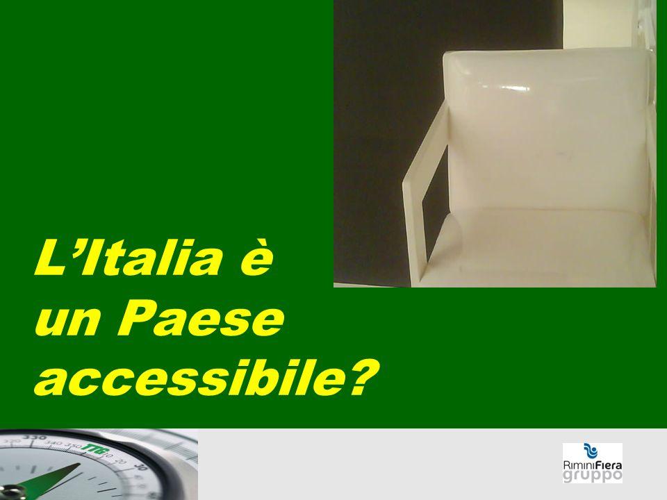 L'Italia è un Paese accessibile?