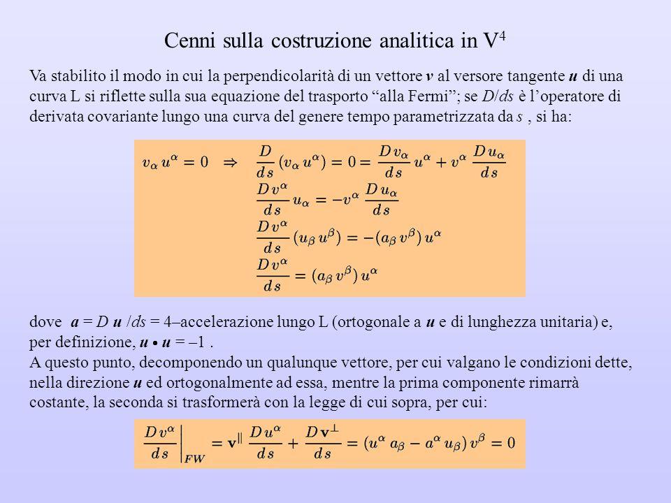 """Composizione da Misner, Thorne, Wheeler """"Gravitation"""", Freeman, New York, 1973 In figura, la linea di universo di un osservatore in uno spazio-tempo c"""