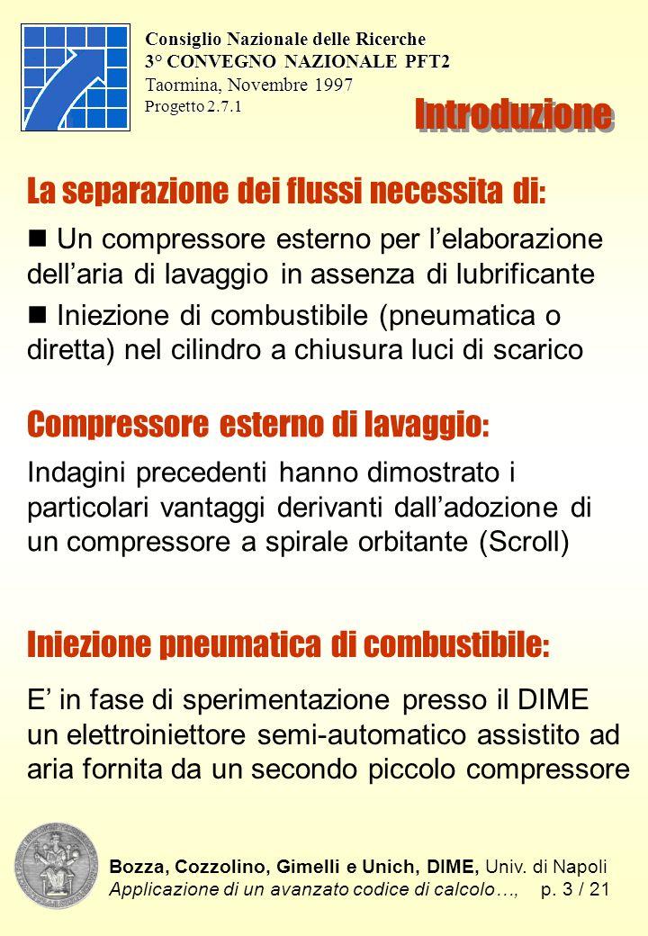 Bozza, Cozzolino, Gimelli e Unich, DIME, Univ.