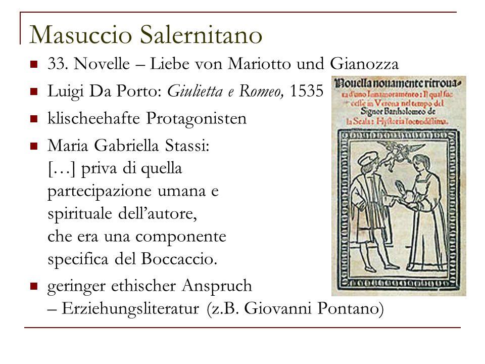Masuccio Salernitano 33.