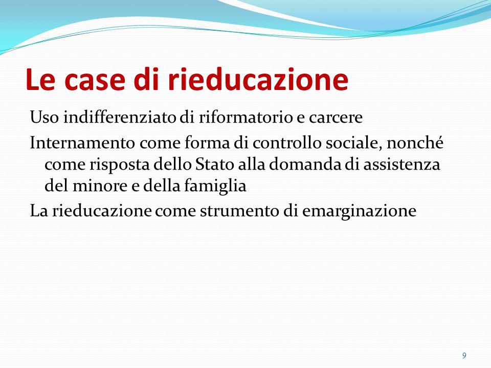 Presupposti di applicazione 1.Manifesta prova di irregolarità della condotta e del carattere 2.