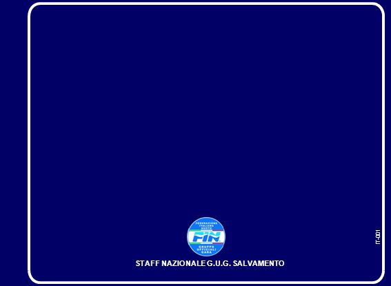 STAFF NAZIONALE G.U.G. SALVAMENTO IT-001