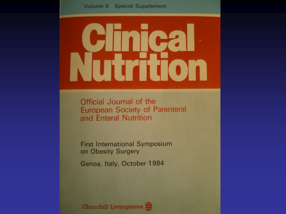guidelines Obesity Surgery Evidence Based Guidelines of the EAES – 2005 Interdisciplinary European Guidelines on Surgeryof Severe Obesity – 2008 AACE/TOS/ASMBS Bariatric Surgery Guidelines - 2013 position statements IDF Position Statement 2011 ASMBS Position Statement on Bariatric Surgery in Class I Obesity -2013 reviews Review of the Key Results from the SOS – Sjöström L.