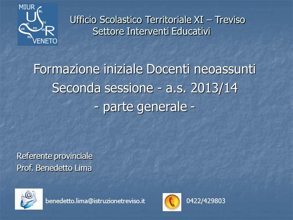 Ufficio Scolastico Territoriale XI – Treviso Settore Interventi Educativi Ufficio Scolastico Territoriale XI – Treviso Settore Interventi Educativi be