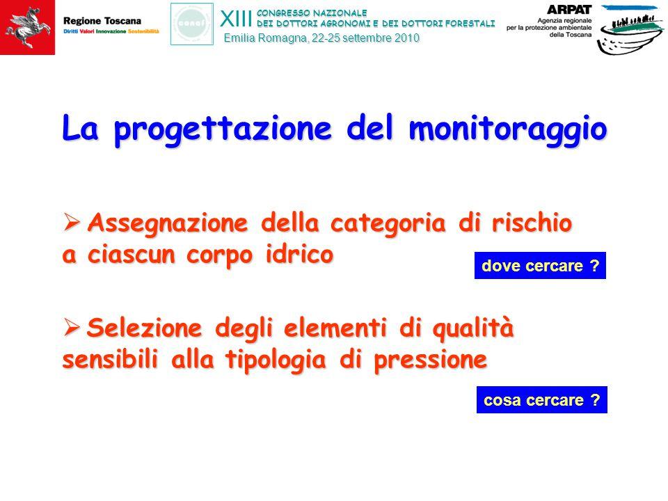 CONGRESSO NAZIONALE DEI DOTTORI AGRONOMI E DEI DOTTORI FORESTALI XIII Emilia Romagna, 22-25 settembre 2010 La progettazione del monitoraggio  Assegna