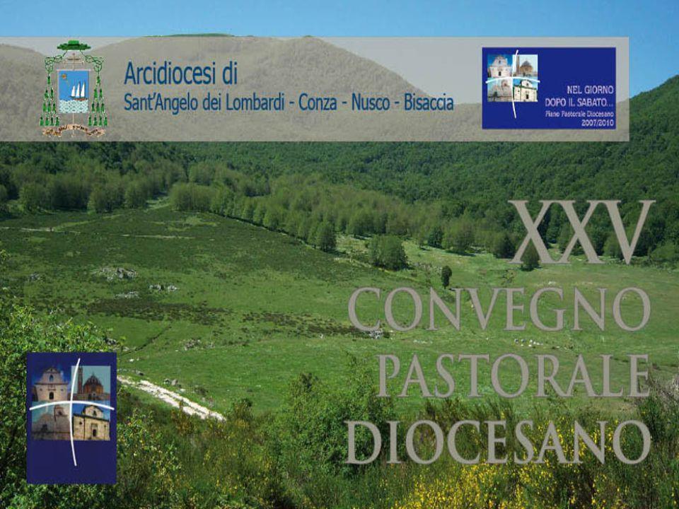 Regione Ecclesiastica: Sant'Angelo dei Lombardi-Conza-Nusco-Bisaccia Economia Occupati Servizi % 41,24 2001 8,89 2001 % Occupati P.A.