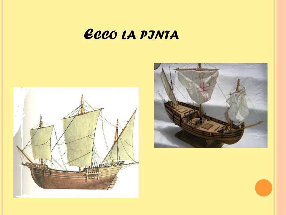 N IÑA Il vero nome della Niña era Santa Clara.