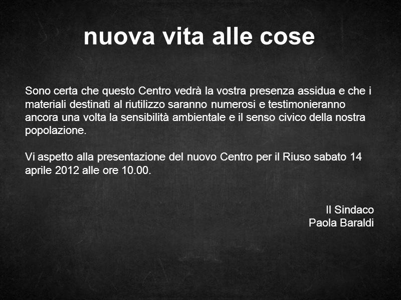 Provincia di Reggio Emilia Assessorato Ambiente i nostri partner AUSER Campagnola Emilia IREN SPA