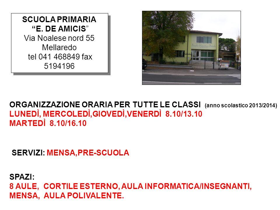 SCUOLA PRIMARIA E.