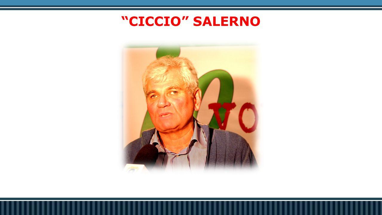 """""""CICCIO"""" SALERNO"""