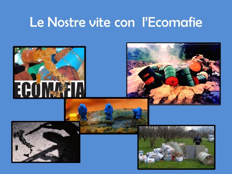 L'Italia e L'Ecomafia