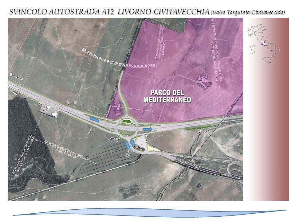 PARCO DEL MEDITERRANEO Inquadramento territoriale