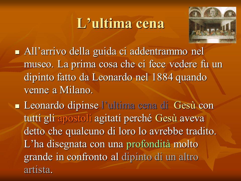 La città ideale Leonardo aveva progettato Milano in somiglianza con Venezia.