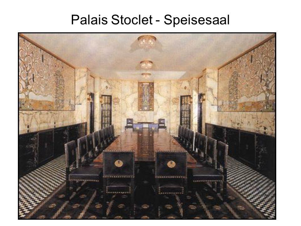 Palais Stoclet - Speisesaal