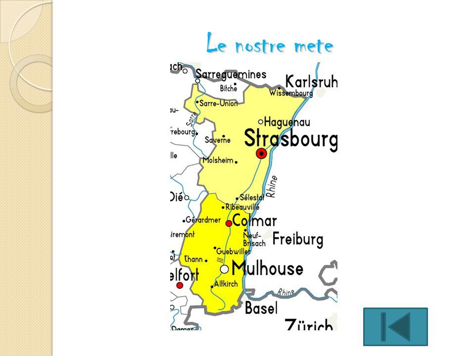 Storia Il suo nome è tedesco perché, in passato, il territorio dell Alsazia era passato sotto il dominio sia della Francia che della Germania.