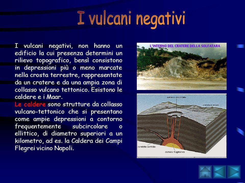 I Vulcani a cono o stratovulcani, sono quelli che si formano quando fasi di effusioni laviche si alternano con periodi di emissioni esplosive di framm