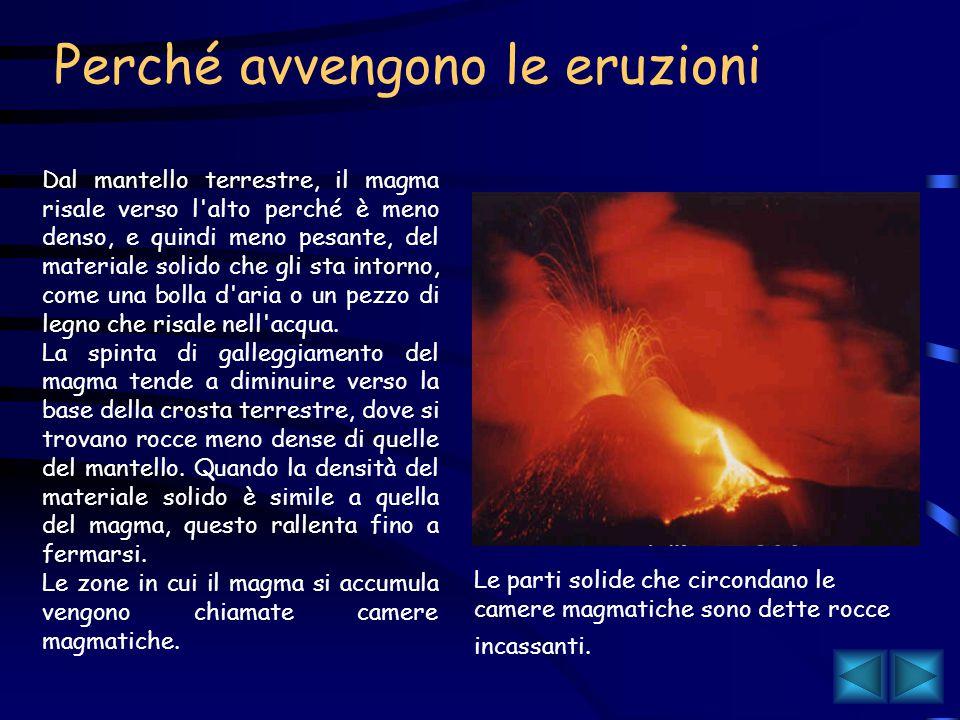 I Maar sono edifici vulcanici di altezza modesta rispetto al diametro di base, si formano quando il magma nella sua risalita in superficie, interagisc