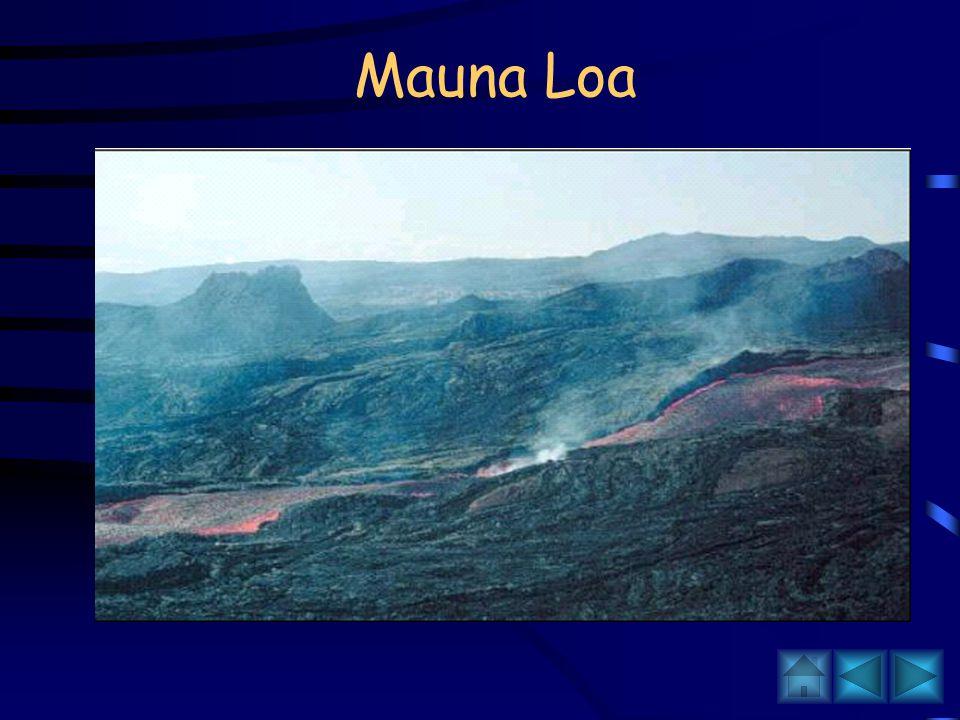 Eruzioni hawaiane Molte eruzioni prendono il nome dei vulcani su cui sono tipiche e sono dette hawaiane, stromboliane, vulcaniane e pliniane. Le eruzi