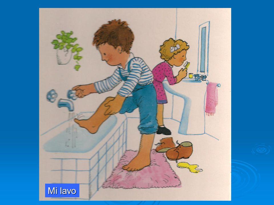 Mi lavo