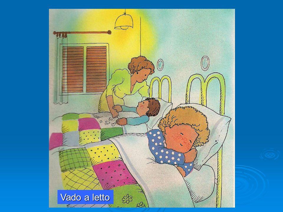 a cura dell'ins.te Lucia Pellegrino nell'ambito del corso PON 'una LIM per tutti' 2014 Vado a letto