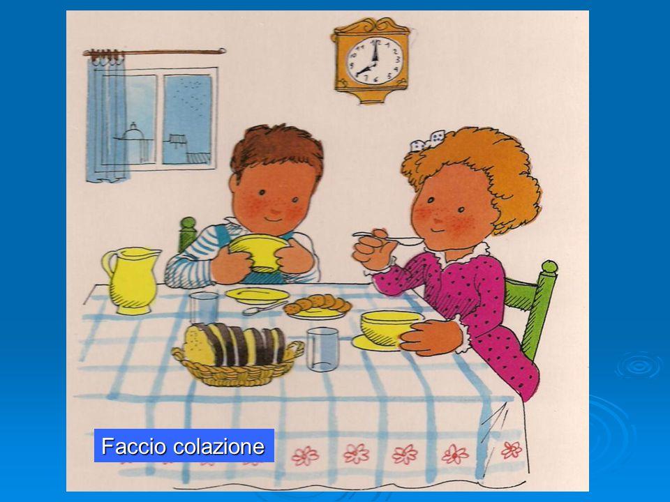 a cura dell'ins.te Lucia Pellegrino nell'ambito del corso PON 'una LIM per tutti' 2014 Faccio colazione