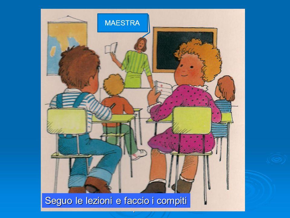 a cura dell'ins.te Lucia Pellegrino nell'ambito del corso PON 'una LIM per tutti' 2014 Seguo le lezioni e faccio i compiti MAESTRA