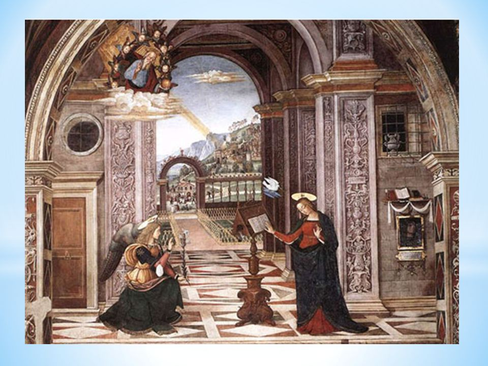  Maria non dubita di Dio, sa che la parola pronunciata da Dio è sempre possibile: non riesce a capire come avverrà  Maria non chiede garanzie, domanda semplicemente come questo si può realizzare.