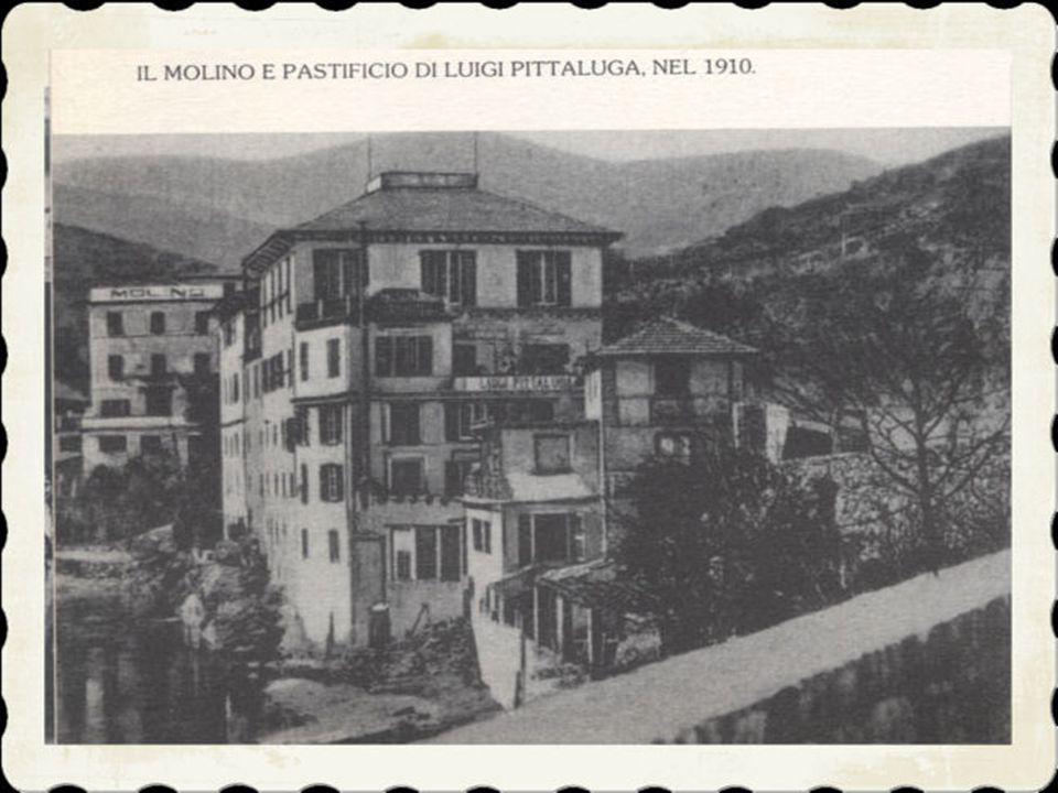 3)Edifici importanti di Campomorone sono la «Saliera», sorta nel '600 come deposito del sale fatto erigere dall'amministrazione dello Stato genovese p
