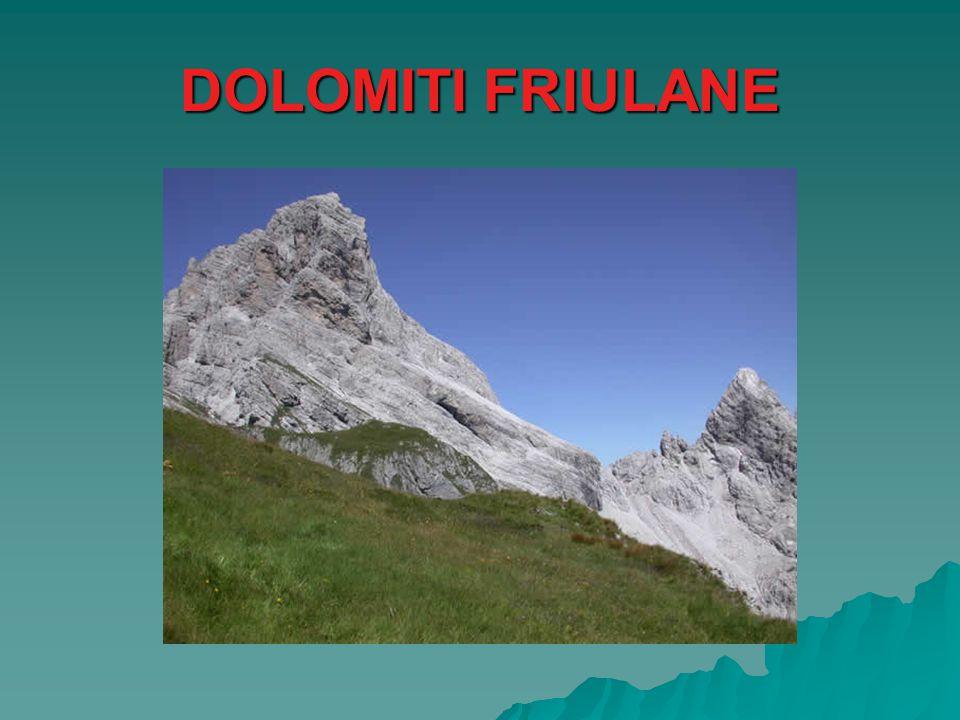 DOLOMITI FRIULANE