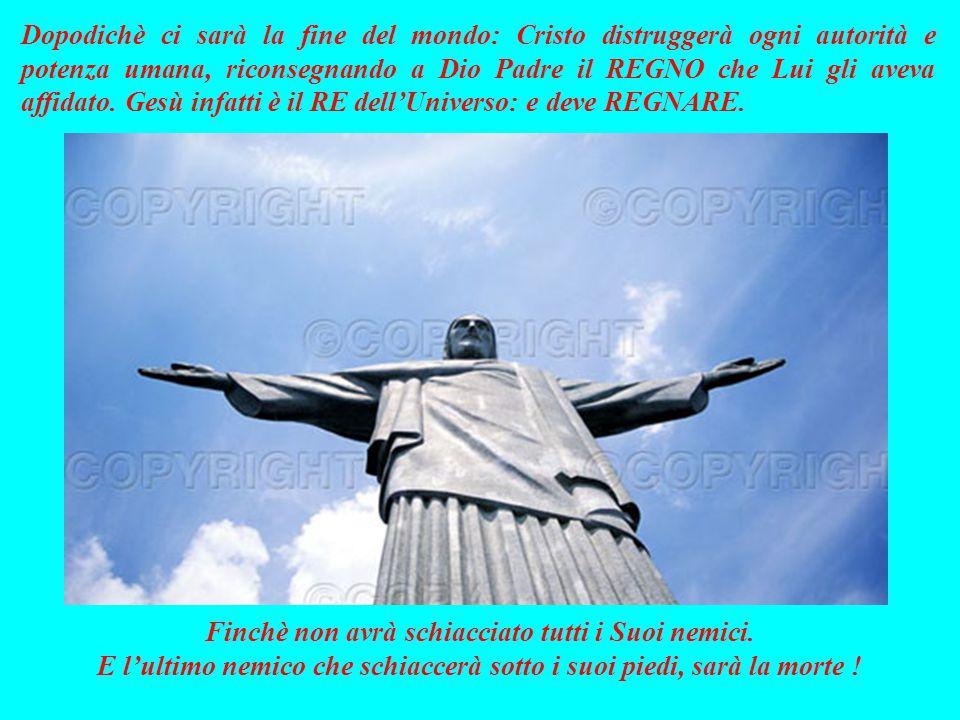 SECONDA LETTURA (1^ lettera di Paolo ai cristiani di Corinto 15,20-26.28) Carissimi fratelli, Cristo è risorto: per farci capire che anche noi possiamo risorgere dalla morte.
