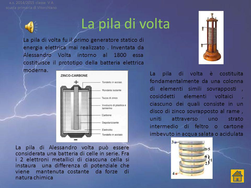 La corrente elettrica La corrente elettrica è un qualsiasi moto ordinario di cariche elettriche, definito operativamente come la quantità di carica el