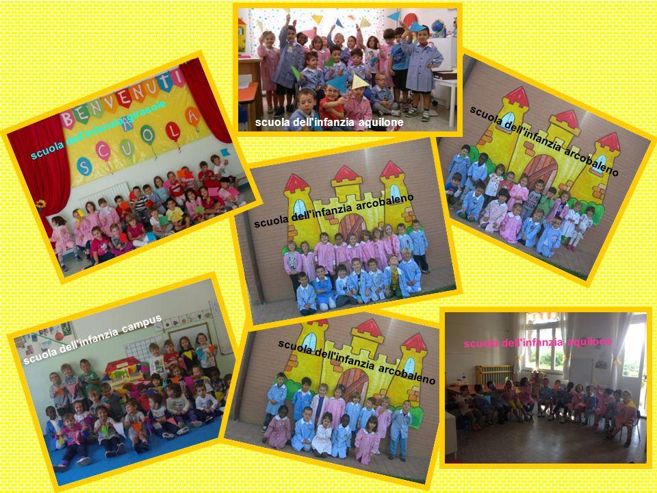 scuola dell'infanzia girasole scuola dell'infanzia aquilone scuola dell'infanzia arcobaleno scuola dell'infanzia campus scuola dell'infanzia aquilone
