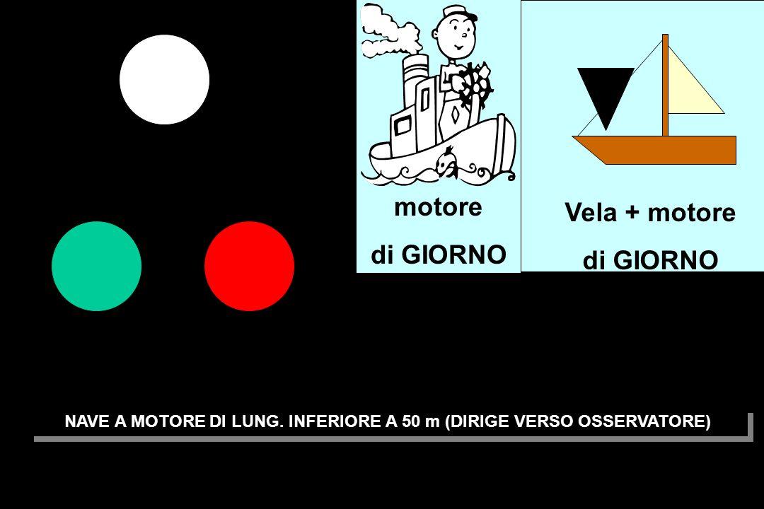 NAVE A MOTORE DI LUNG.