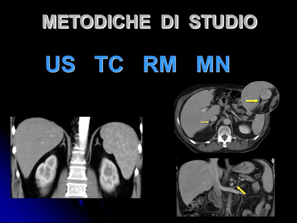 METODICHE DI STUDIO US TC RM MN