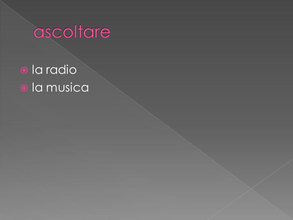  la radio  la musica