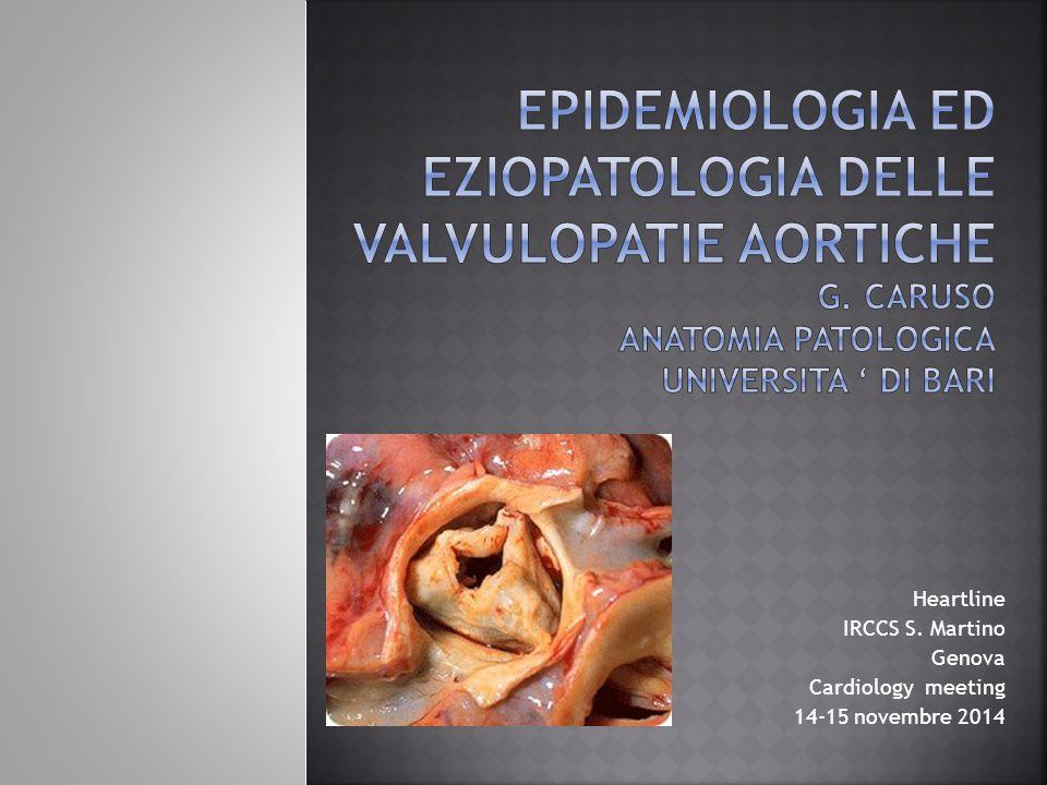 Heartline IRCCS S. Martino Genova Cardiology meeting 14-15 novembre 2014