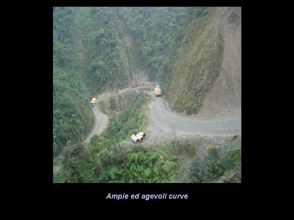 Ampie ed agevoli curve