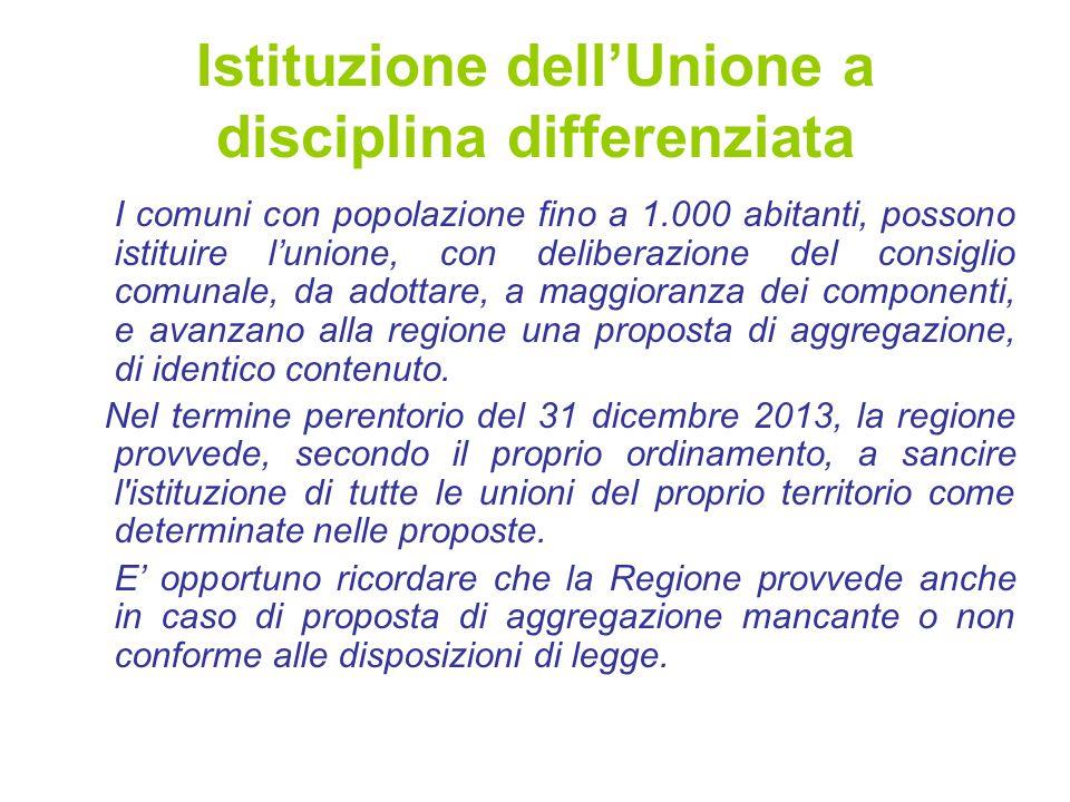 Secondo ambito Articolo 14, comma 28, del decreto legge 31 maggio 2010, n.