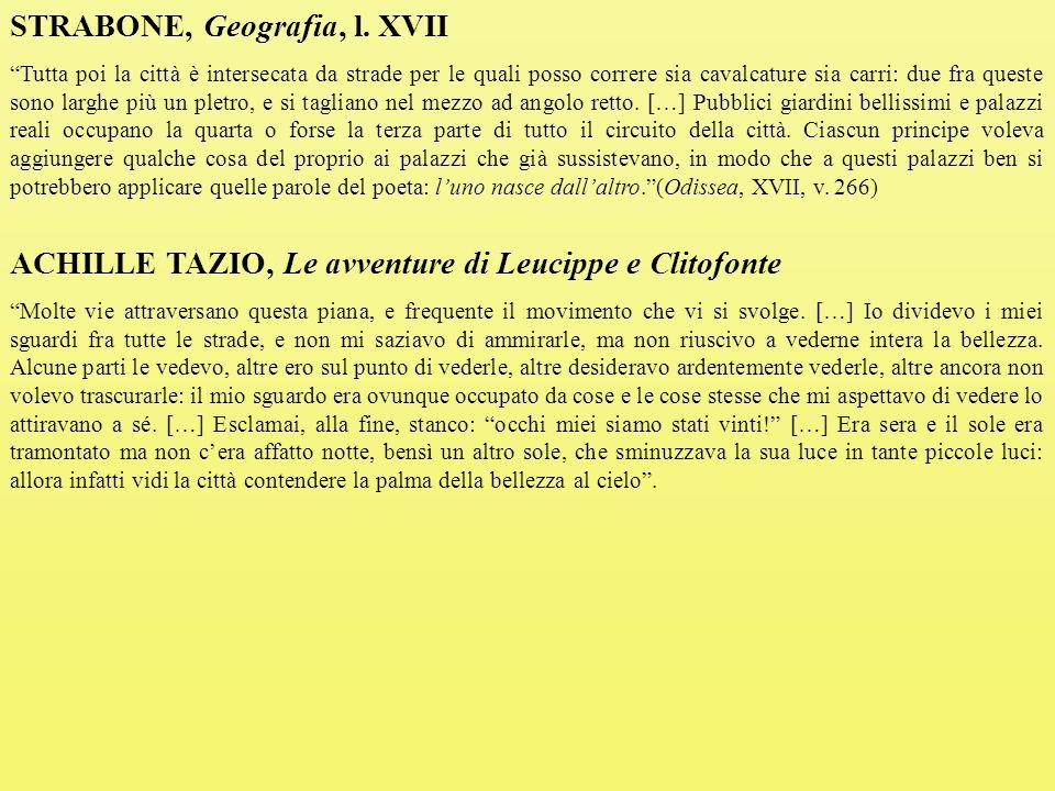 STRABONE, Geografia, l.